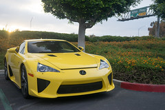 automobile, automotive exterior, wheel, vehicle, lexus lfa, performance car, automotive design, lexus, bumper, land vehicle, luxury vehicle, coupã©, supercar, sports car,