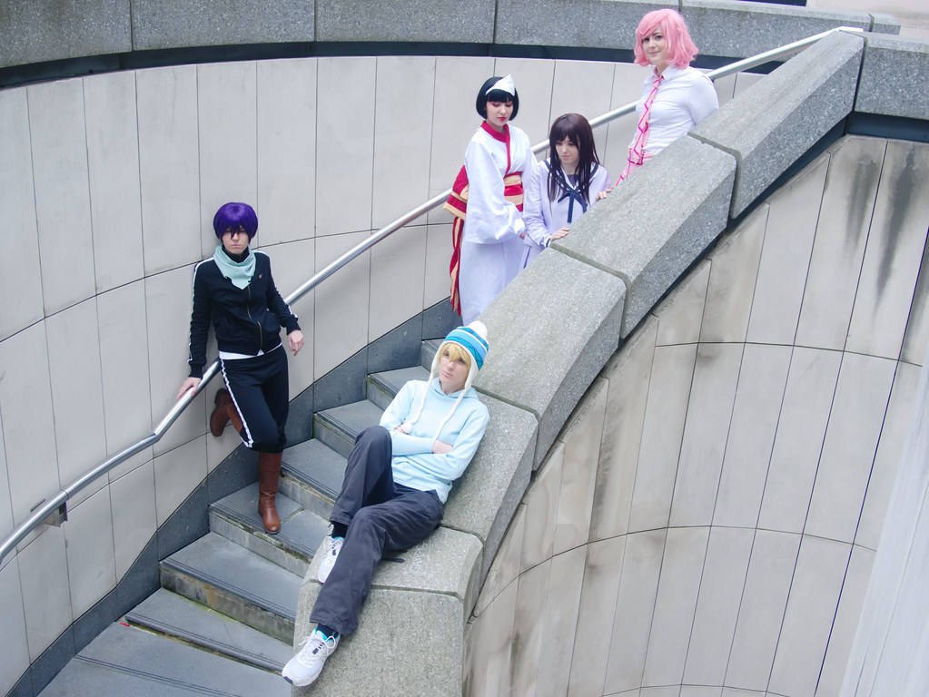 related image - Shooting La Défense - Noragami - 2014-06-01- P1870043