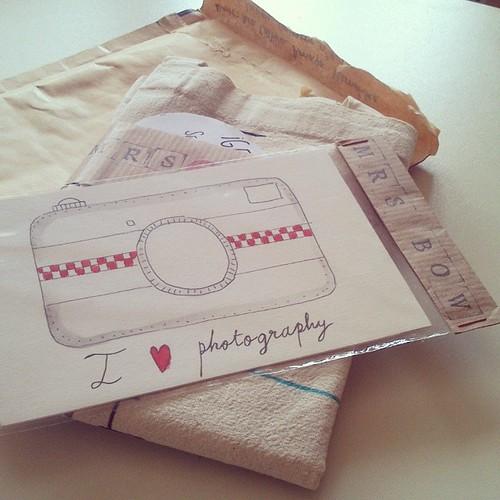Homenajes en forma de #autoregalo #handmade Más detalles pronto en el blog. Por ahora, dientes largos: buscad mrsbowdesign en facebook o etsy!