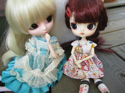 Lucia & Himeka