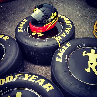 #5HourEnergy #NASCAR @nhmotorspeedway #Bowyer #Goodyear #newhampshire #racing #tires