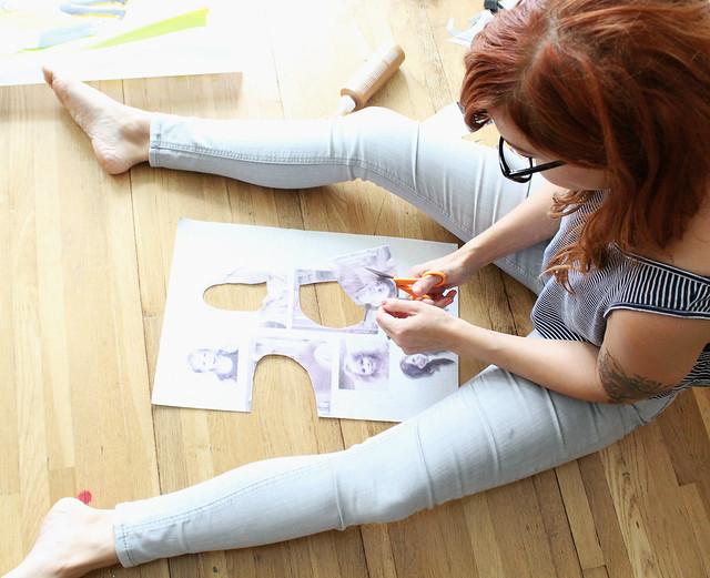 DIY Felt Doll Family