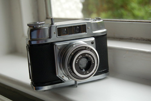 Halina 6-4 camera