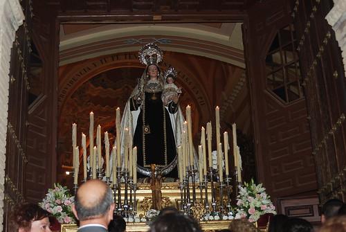 AionSur: Noticias de Sevilla, sus Comarcas y Andalucía 14676254275_bc8fc1c1f5_d Una salida procesional para la historia Cultura Semana Santa