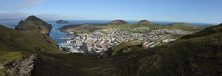 Illa de Heimaey (Vestmannaeyjar, Islandia)