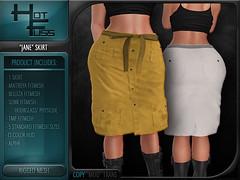 "Hot Fuss ""Jane"" Skirt"