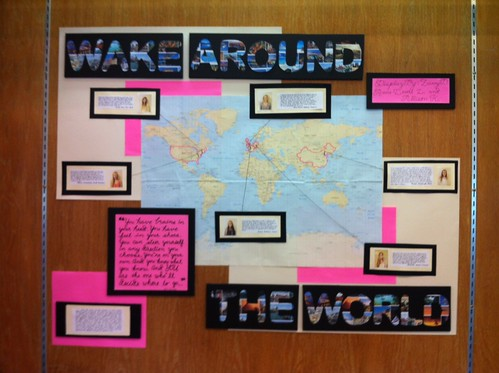 Wake Around the World