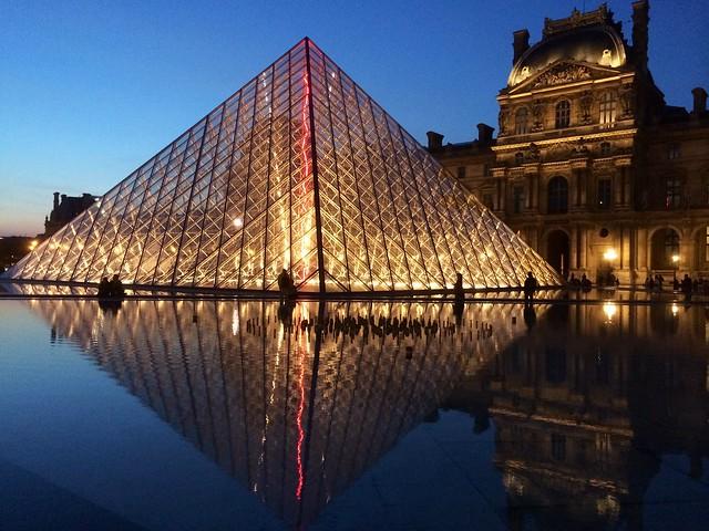 Paris, France - Musée du Louvre