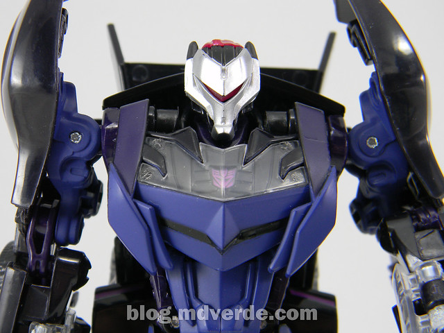 Transformers Vehicon Deluxe - Transformers Prime First Edition - modo robot