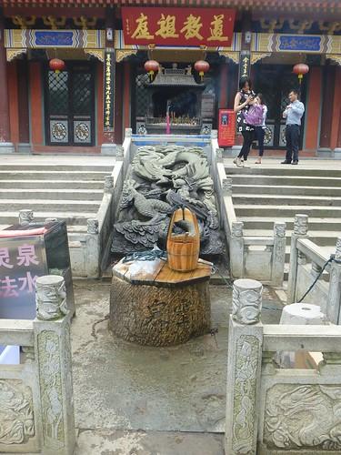 Jiangxi-Longhu Shan-2 Shangqing-temples taoistes (13)
