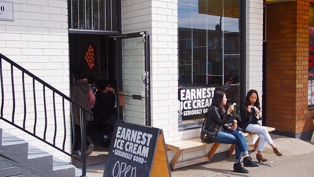 Earnest Ice Cream | Fraser Street, Vancouver
