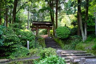 Jochiji Temple in Kamakura