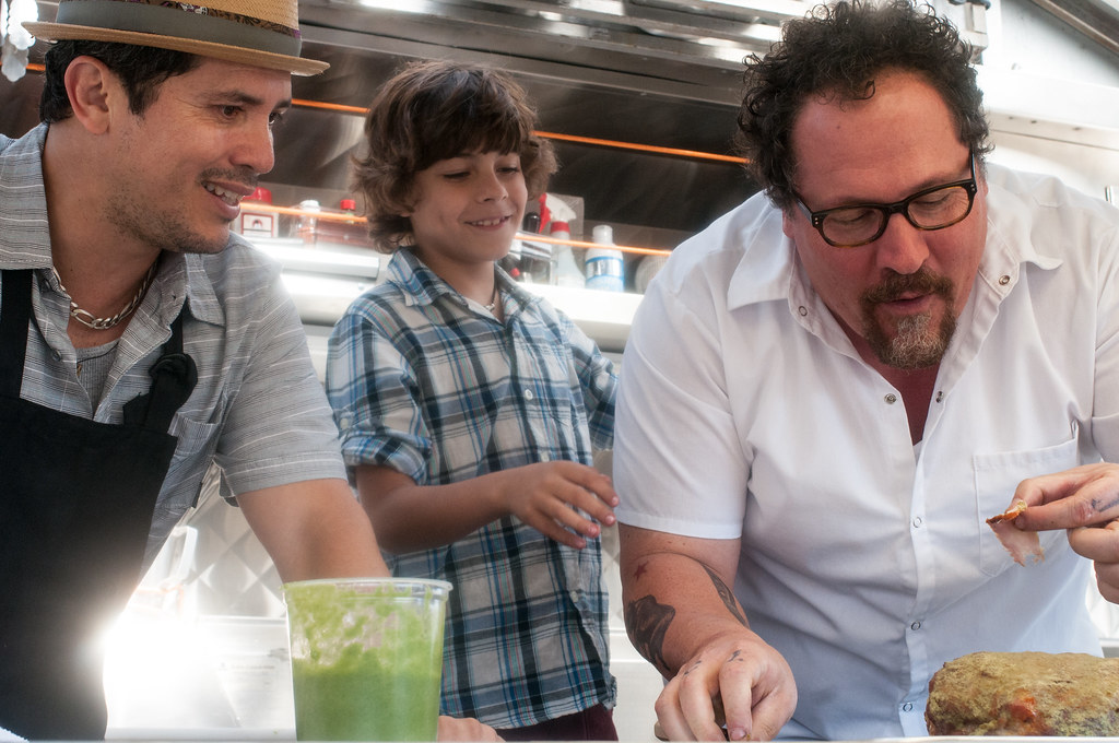 Chef Jon Favreau