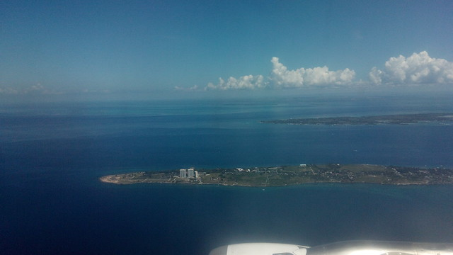 CAPTURED BY KATA M1. From the airplane.