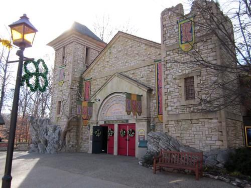 Christmas Town: A Busch Gardens Celebration