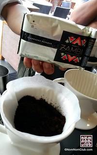 Starbucks Reserve Zambia