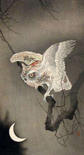 009-Buho-Ohara Koson-via Lacma