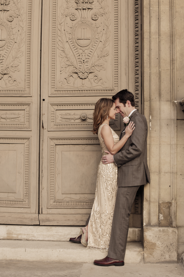 Hello Framboise Paris Wedding :: Photo Juliane Berry