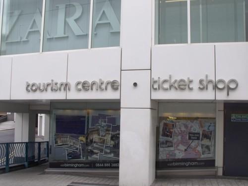 Tourism Centre Visit Birmingham This Is The Tourism