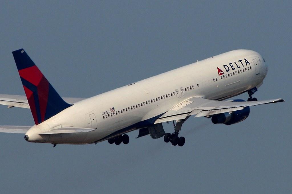 N189DN - Delta Boeing 767-300ER