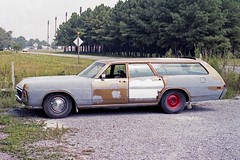 1971 Dodge Polara Station Wagon
