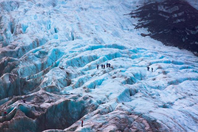 Franz Josef Glacier [Explored]