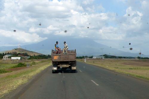 タンザニアのどこか/ somewhere in Tanzania