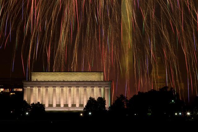 July 4th in Washington