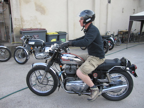Royal Enfield Interceptor Serie2