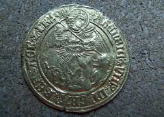 My Angel. Henry VIII minted 1509-1525.