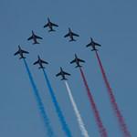 Le bourget 2011 - Patrouille de France
