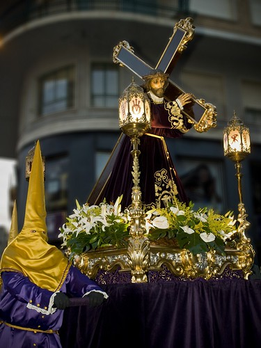 Nazareno by Quique Castell