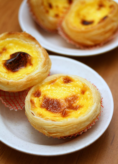 Swee Choon Tim Sum Restaurant's Portugese Egg Tart (葡式蛋挞)