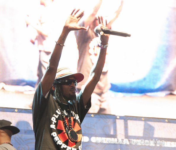 Hieroglyphincs @ Paid Dues Independent Hip-Hop Festival 2012 @ NOS Events Center, San Bernardino 4/7/12