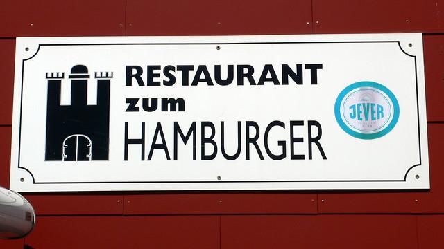 Restaurant zum Hamburg auf Helgoland
