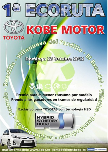 Eco Ruta Kobe Motor 2012