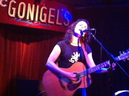 Lucy Kaplansky at the Mucky Duck
