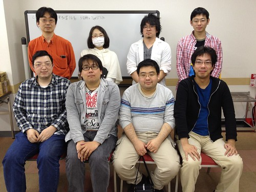 LMC Chiba 408th : Top 8