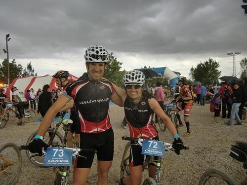 Ganas de mejorar en la mountain bike casi a los 40.