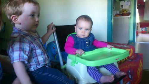 Ezri and Liam