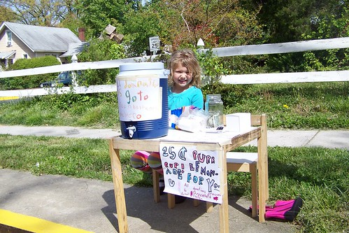 Q5 at the lemonade stand
