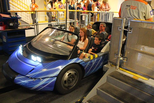 Test Track Tribute Experience The Fastest Walt Disney
