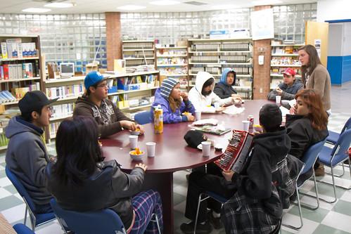 Student Council Meeting - Recontre du Conseil Étudiant