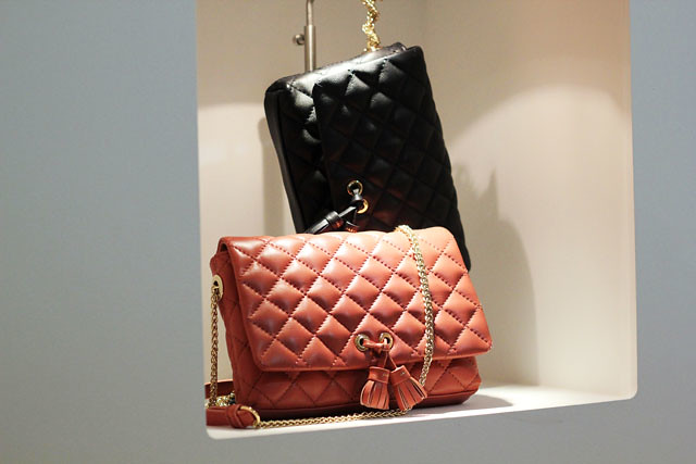 Boutique by Jaeger AW12 quilted bag