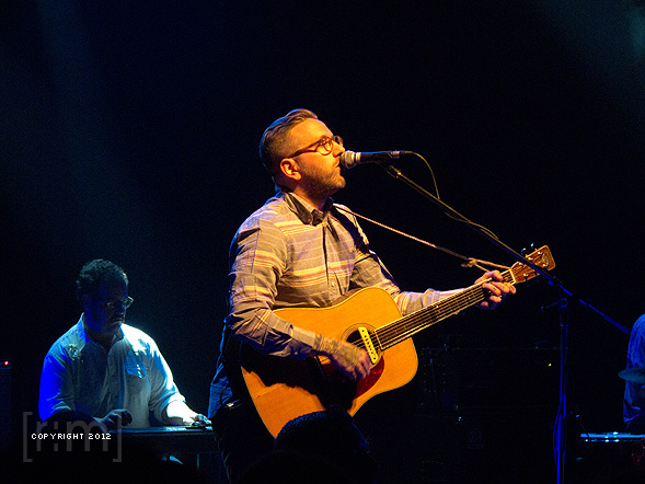 City & Colour at the Tivoli Theatre