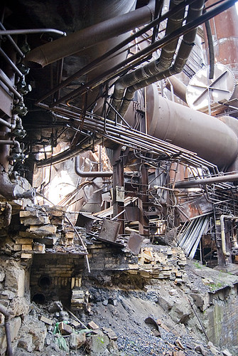 Fürth Steel Mill 2012. by porc3laind0ll
