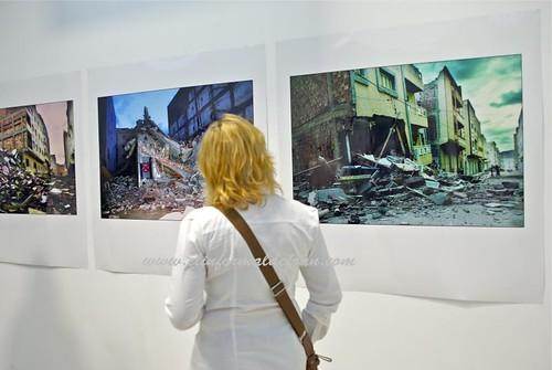 Exposición fotos Terremoto de Alhucemas de J.J.Frias