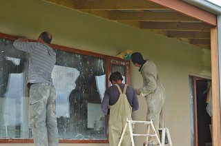 Exterior Render Finishing Touches 2