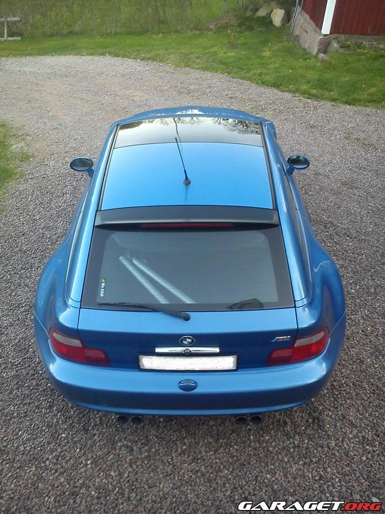 1999 M Coupe | Estoril Blue | Estoril/Black