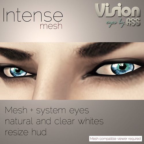 Vision by A:S:S - Intense (mesh eyes)